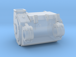 4mm Brush TM64-68 1A Traction Motor in Smooth Fine Detail Plastic