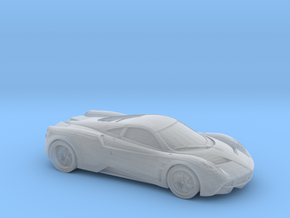 1/87 Pagani Huayra S in Smooth Fine Detail Plastic