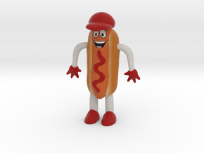 Ketchup in Full Color Sandstone