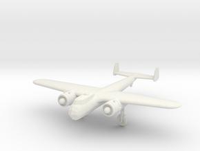 1/144 Dornier Do-17Z in White Natural Versatile Plastic