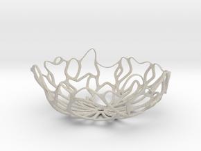 Seaweed Bowl / Fruit Bowl  in Natural Sandstone