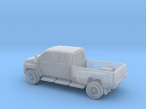1/64 GMC Topkick in Smooth Fine Detail Plastic