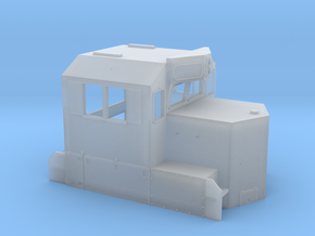 NS GP33ECO Cab N Scale in Smooth Fine Detail Plastic