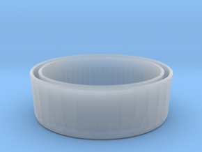 Sleeve-O 16oz PROTOTYPE outdoor 6412 V1 in Smooth Fine Detail Plastic
