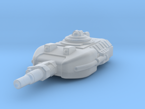 RUMV-Jackhammer Cannon Turret in Smoothest Fine Detail Plastic