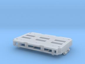 THP-14 THP Zwischenbrücke ähnlich Goldhofer 4500mm in Smooth Fine Detail Plastic