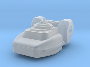 RUMV-Dual Weapon Turret in Smoothest Fine Detail Plastic