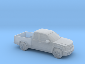 1/87 2002-12 Chevrolet Colorado in Smooth Fine Detail Plastic