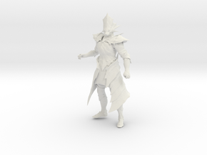Dark Souls Ornstein in White Strong & Flexible