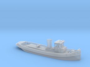 Risico steam tug in 1:350 scale in Frosted Ultra Detail