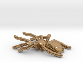 Spider mini in Polished Brass