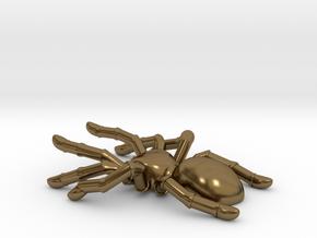 Spider mini in Polished Bronze