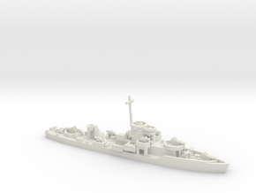LCS(L)(3) 1/600 scale in White Natural Versatile Plastic