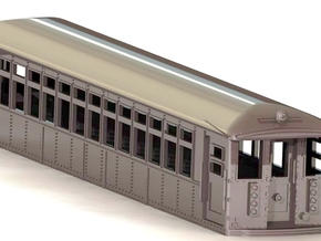 CTA 4000 N in Smooth Fine Detail Plastic