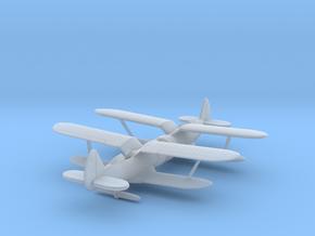 Polikarpov I-153 1:200/240/285 in Smooth Fine Detail Plastic: 1:200