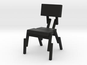 SPARTAN! design RJW Elsinga in Black Strong & Flexible