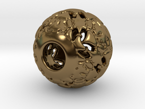 PA CharmV1D14SE574 in Polished Bronze