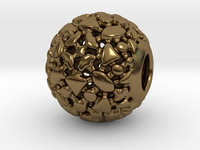 PA CharmV1D14SE571 in Polished Bronze