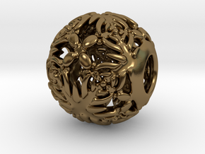 PA CharmV1D14SE69 in Polished Bronze