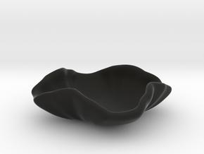 Bender Snack Bowl in Black Natural Versatile Plastic