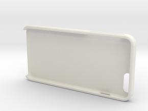 iPhone 6 Plus / Dexcom Case - NightScout or Share in White Natural Versatile Plastic