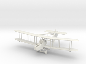 1/144 RAF FE.2b in White Natural Versatile Plastic