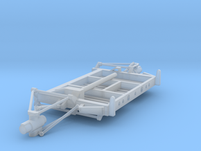 07A-LRV - Aft Platform in Smooth Fine Detail Plastic