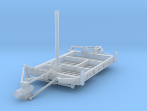 07C-LRV - Aft Platform Going Straight in Smooth Fine Detail Plastic