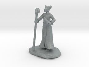 D&D Dragonborn Sorcerer Mini in Polished Metallic Plastic