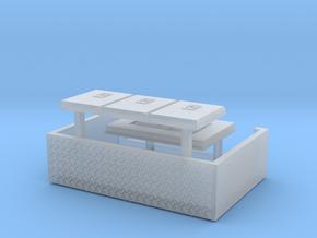 HO Stephens Railcar  TGX Revolution Upgrade Kit in Smoothest Fine Detail Plastic