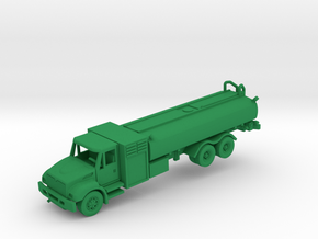 Kovatch R-11 Fuel Truck in Green Processed Versatile Plastic: 1:144