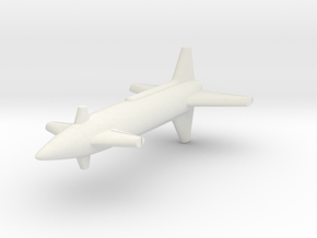 Bell GAM-63 (B-63) Rascal 1/200 in White Natural Versatile Plastic