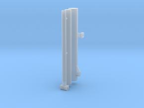 Dump cylinder for super 18 dump body in Smoothest Fine Detail Plastic