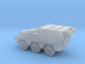 Pegaso BMR-M1-Ambulancia-H0 in Smooth Fine Detail Plastic