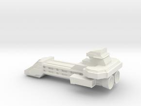 Prometheus in White Natural Versatile Plastic