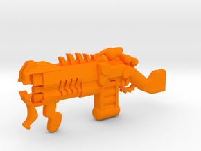 Lord Of Wolves in Orange Processed Versatile Plastic