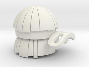Thermal Detonator Prop Kit in White Natural Versatile Plastic