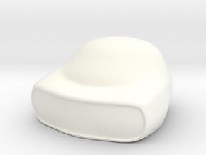 PA Digger Gordon T1  in White Processed Versatile Plastic