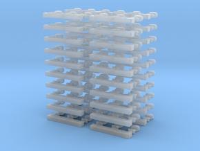 Blinker für Magirus D 40 x 3 Stck in Smooth Fine Detail Plastic