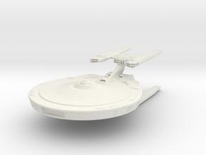 Stargazer (Big) in White Natural Versatile Plastic
