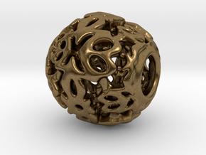 PA CharmV5fD12PE22ims1 in Natural Bronze