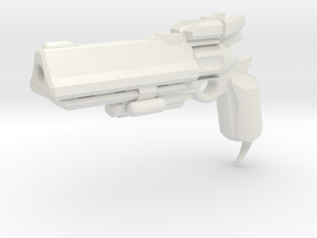 Hawkmoon in White Natural Versatile Plastic