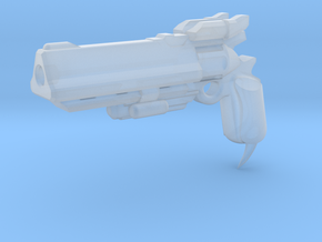 Hawkmoon in Smooth Fine Detail Plastic