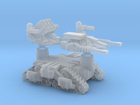 DRONE FORCE - Twin Weapon Platform in Smooth Fine Detail Plastic