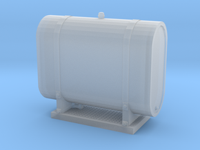 1/64th Water Tank Reservoir for Truck Brakes in Frosted Ultra Detail
