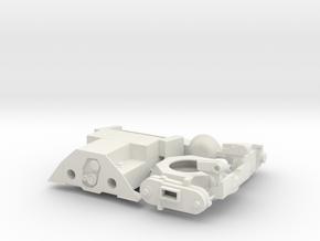 LAV TOW 1/18 in White Natural Versatile Plastic