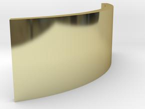 ZE Buffer LGB in 18k Gold Plated Brass