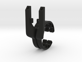 Bee Hood Clamps Set in Black Strong & Flexible