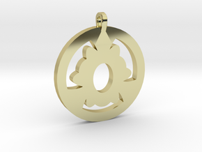 Pendant in 18k Gold