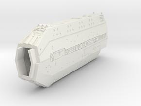 LoGH Alliance Ajax 1:3000 (Part 2/3) in White Natural Versatile Plastic